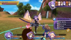 Hyperdimension Neptunia Re;Birth | Combat