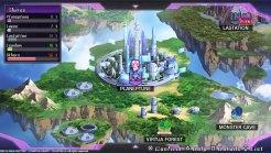 Hyperdimension Neptunia Re;Birth | Map