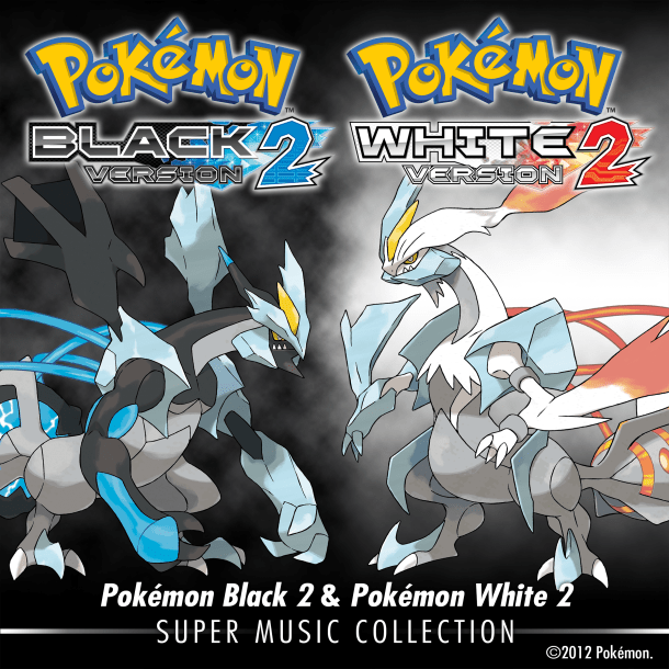 Pokémon Black 2 & White 2 Super Music Collection