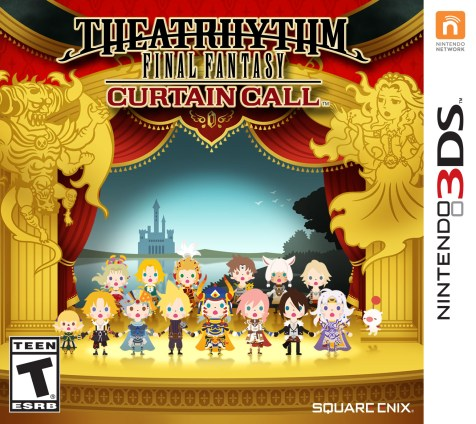 E3 2014: Theatrhythm Final Fantasy: Curtain Call | oprainfall
