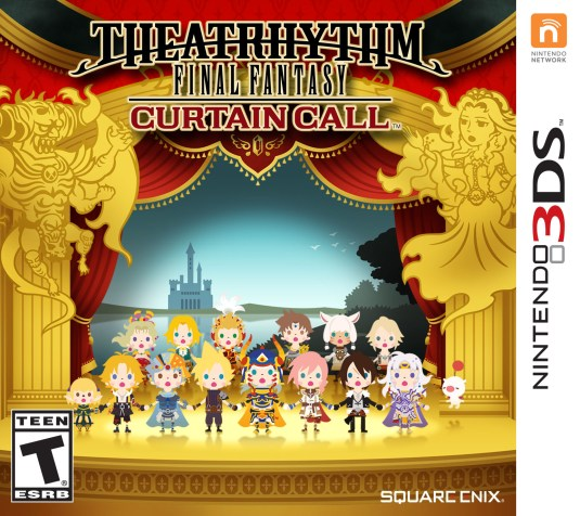 Theatrhythm Box Art | oprainfall