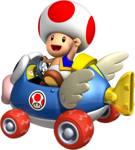 What your mario kart 8 character says about you oprainfall for Mario go fish