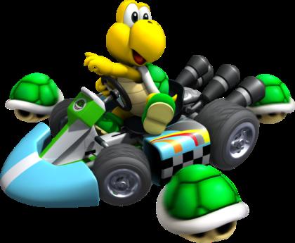 Mario Kart 8 - Koopa Troopa | oprainfall