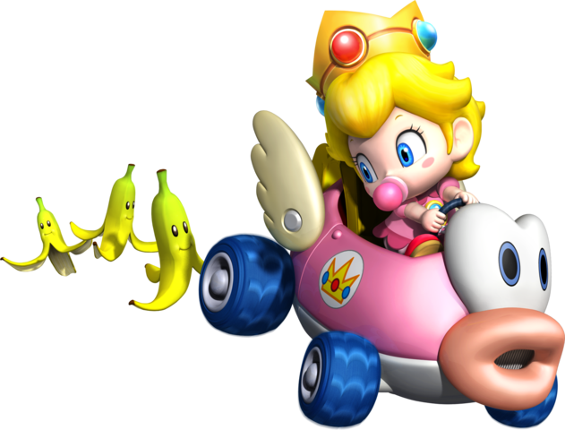 Baby Mario Mario Kart 8: What Your Mario Kart 8 Character Says About You