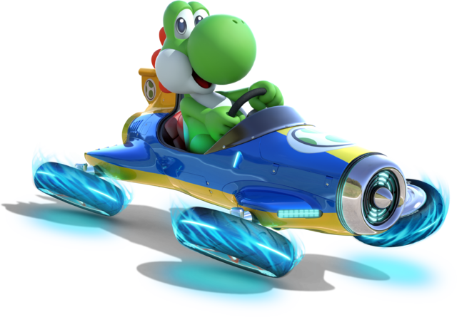what your mario kart 8 character says about you  oprainfall