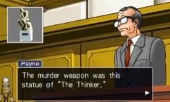 Phoenix Wright: Ace Attorney Trilogy | Winston Payne