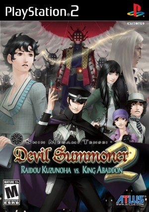 Shin Megami Tensei: Devil Summoner 2 - Raidou Kuzunoha vs. King Abaddon - PSN Weekly | oprainfall