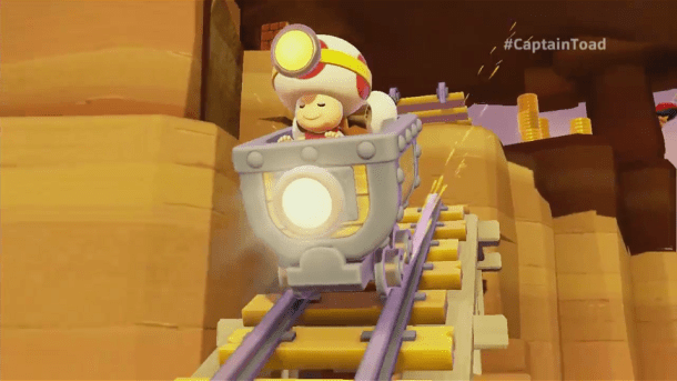 E3 2014 Nintendo - Captain Toad Treasure Tracker