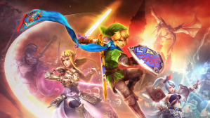 Link and Zelda Illustration | Hyrule Warriors