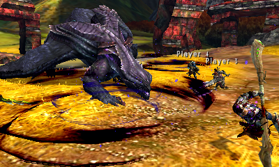 Monster Hunter 4 Ultimate - Magala | Media Create