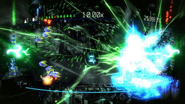 Resogun | Overdrive