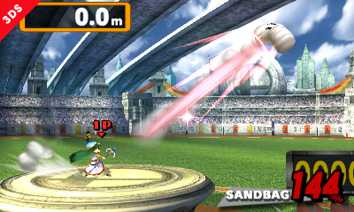 Smashing Saturdays: Super Smash Bros. - Home Run Contest