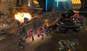 Tabula Rasa (2007) - Battle