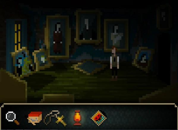 The Last Door | Painting Room