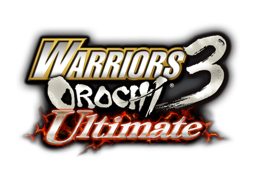 Warriors Orochi 3 Ultimate Logo