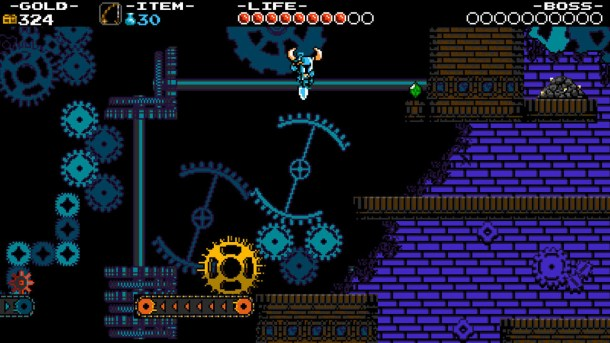 Wii U Shovel Knight