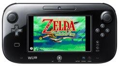 The Legend of Zelda: The Minish Cap - Title Screen