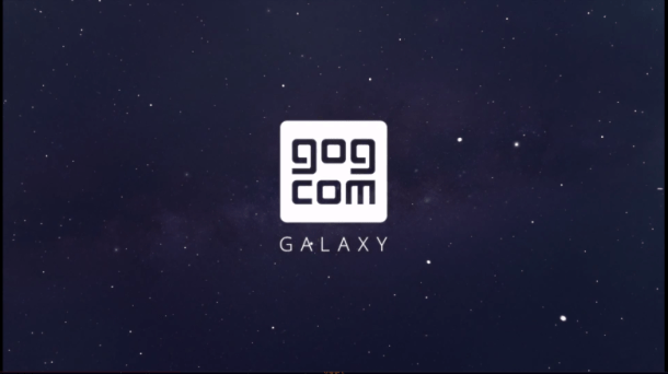 GOG Galaxy Logo | oprainfall