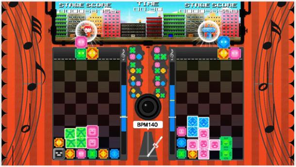 Magical Beat | Look at Them Blocks