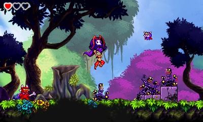 Shantae on Wii U