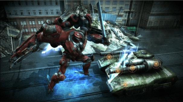 MechRunner | Mech Combat