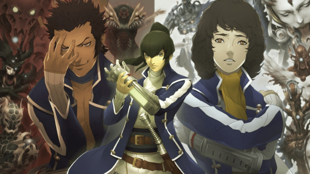 Shin Megami Tensei IV - Nintendo Download Europe