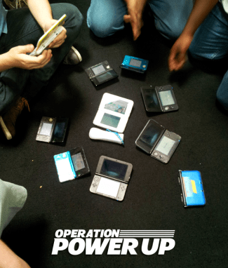 Mario Kart 7 Tournament Hosted by Operation Power Up as we wait for Super Smash Bros!
