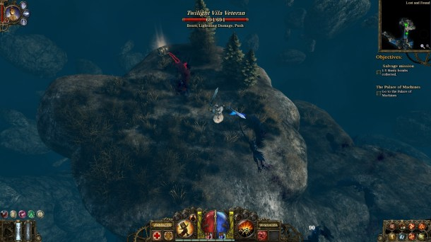 The Incredible Adventures of Van Helsing | Mystic Vista