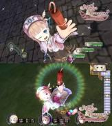Atelier Rorona graphics comparison | Item