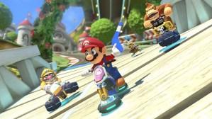 Mario vs. Wario | Mario Kart 8