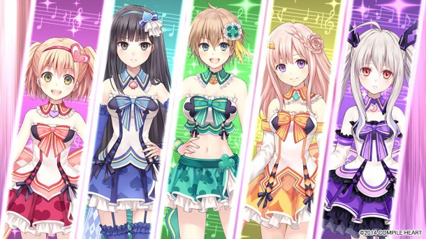 Omega Quintet | Media Create Sales Charts