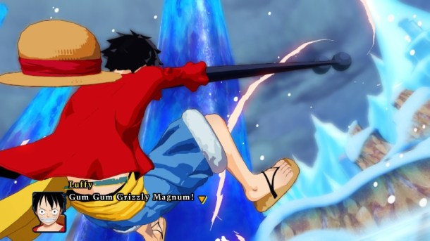 One Piece Unlimited World Red | Luffy