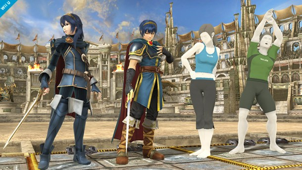 Smashing Saturdays! | Lucina vs. Marth