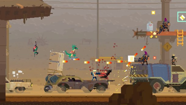 Super TIME Force | Action
