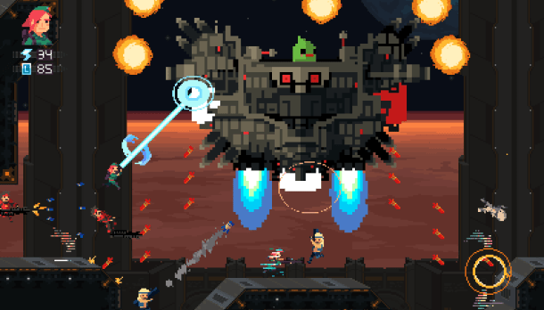 Super TIME Force | Boss