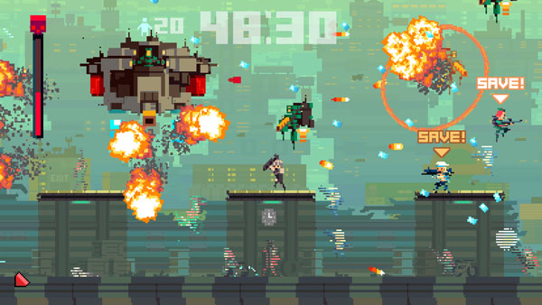 Super TIME Force | Save Them