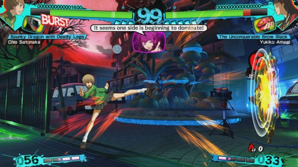 Evo 2015 | Persona 4 Arena Ultimax