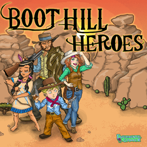 Boot Hill Heroes | oprainfall
