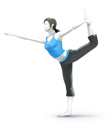 Wii Fit Trainer | Super Smash Bros.
