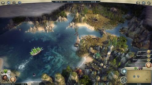Age of Wonders III: Golden Realms - Arriving
