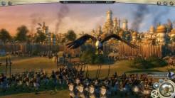 Age of Wonders III: Golden Realms - Halfling City