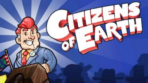 Citizens of Earth - Logo | Priced, Delayed Until November
