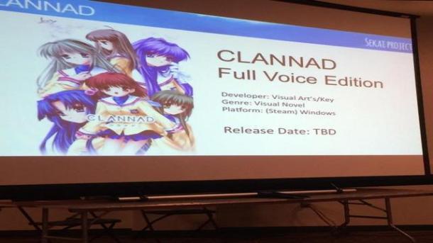 Clannad | Announcment
