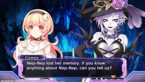 Hyperdimension Neptunia Re;Birth1 | Compa