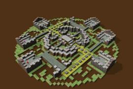 Cubemen 2 Custom Level