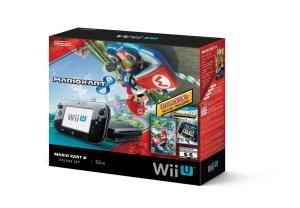 Nintendo Wii U Mario Kart 8 Walmart Bundle