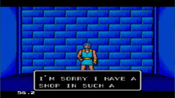 Phantasy Star | Dungeon Shop