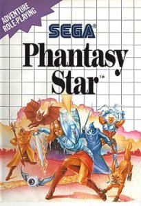 Phantasy Star | oprainfall