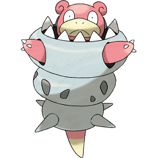 Mega Slowbro Artwork   Pokémon Omega Ruby/Alpha Sapphire