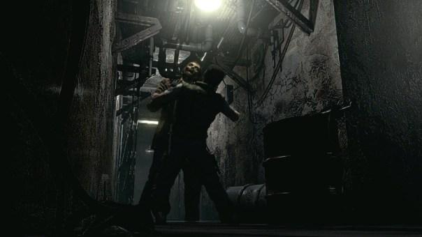 Resident Evil HD Remake